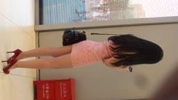 MAH09962 齐B包臀粉裙跟拍2